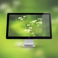 Spring Wallpaper by rudolfzz111
