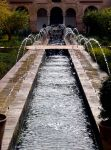 Alhambra Fountain by Allacia