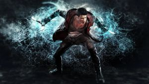 DmC - Yashichi Wallpaper by TheSyanArt
