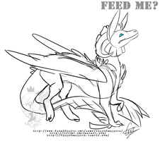 Feed me? by Lyvlet