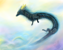 Above the Clouds by animalartist16