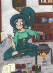 Brewing a potion. by AngelicDragonElf