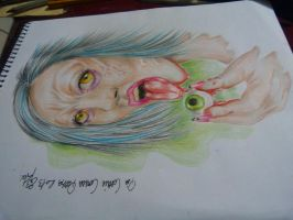 zombie :P by keper7