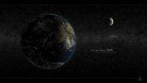Earth Future by BryanDesign