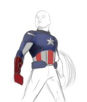 Captain America 1 by bst14