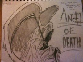 Angel of death. by Babycakes551