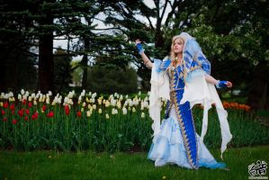 Belldandy by Jia 1 by shiroin