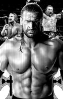 Triple H by ShomanArt
