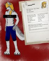Taka Refence sheet (Part 1) by OokamiWolf-san