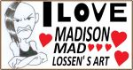 STAMP I love Madison Mad Lossen by MadisonMadLossen