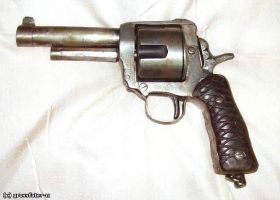 home-made revolver by MADMAX6391