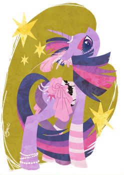Twilight Sparkle by VegaNya