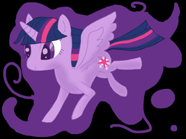 I HAVE DRAWN TWILIGHT SPARKLE! by AClockworkKitten