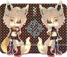 Auction : Smexy Chibi 1 [CLOSED] by HyRei