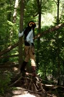 .:Cosplay:. Foot falls by PutNameHere
