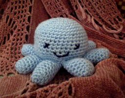 Amigurumi Tako by PatheticArtist