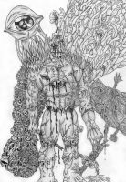 God of Darkness By Emes by EmeSso
