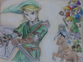 Link 2 by niqitaMonster