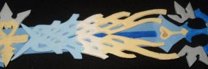 Popsiclestick Ultima Weapon by Max-Gundam