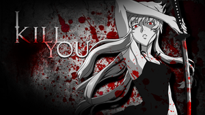 Mirai Nikki Wallpaper FREE by DieVentusLady