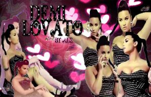 IS DEMI LOVATO BY ALE by DDLoveEditions