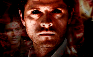 Beelzebub-Possessed Castiel by HalfBloodAlchemist