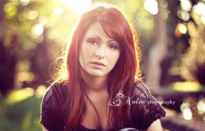 sunlight in your hair by Noleephotography