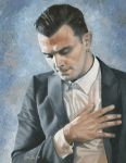 Illuminated. Theo Hutchcraft of Hurts. by MarianaPo