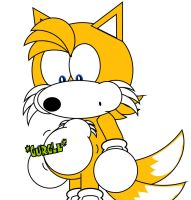 Tails' Hungry? by AshleyWolf259