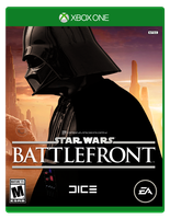 Star Wars: Battlefront (2015) |  Fan-Made BoxArt by DANYVADERDAY