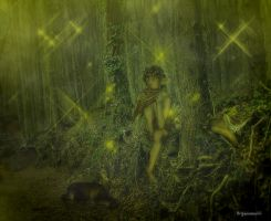 The faun's song by Brizzolatto55