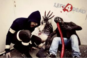 Left 4 Dead Cosplay - The SC Cosplay by theSCcosplay