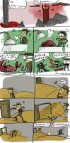 The Dark Tower doodles, 6 by Ayej