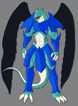 Dragon Fighter. Request by Monsterlord-18 by Silvers93