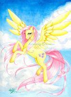 Fluttershy by Adalaire