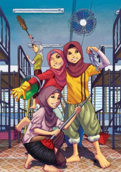 PTS : Dear Yayah No.3 by deluzzion