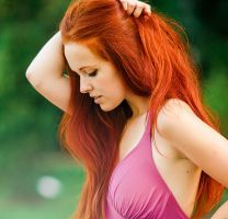 Redhaired by Aleksie