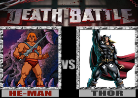 Death Battle Fight Idea 46 by Death-Driver-5000