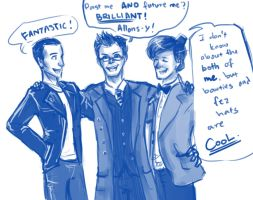 Doctor Who Meet Up by ZLynn
