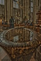 Holy water? by forgottenson1