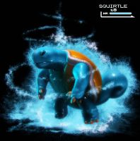 Squirtle by Hoborgian