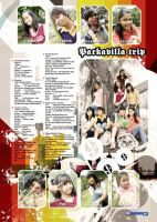 41's yearbook layout in 2007 by pepelepew251