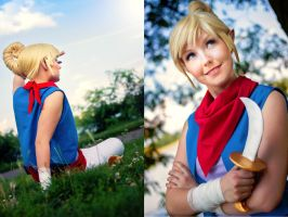 Tetra - Wind Waker by Lie-chee