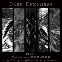 Dark Textures Pack 3 by BFstock
