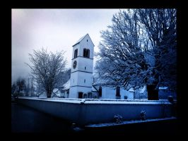 Church, Lausen, Switzerland by 7scout7