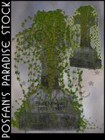GraveStone 051 by poserfan-stock