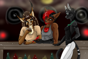 Colab - Cafe by Electra-Draganvel