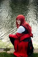 The Red Shinigami by JonneCat