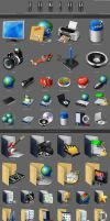 Junior Icons Set by FreeIconsFinder