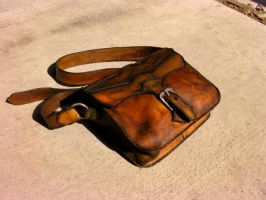 Second Leather Purse by Thorgaz
